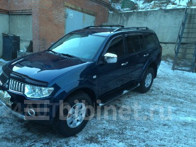 Купить Авто на разбор на Mitsubishi Pajero  в Красноярске