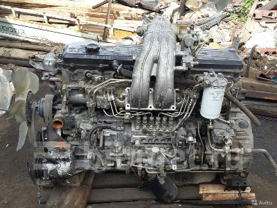 Купить Двигатель на Mitsubishi Fuso 2005г.  в Красноярске