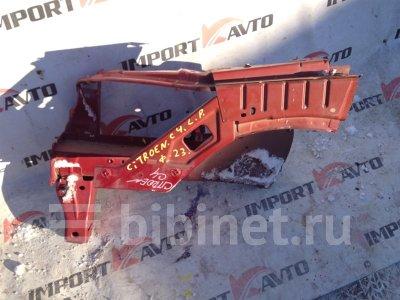 Купить Лонжерон на Citroen C4 LC EW10A передний левый  в Иркутске
