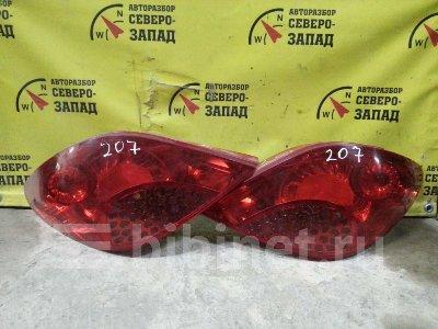 Купить Фонарь стоп-сигнала на Peugeot 207 левый  в Челябинске