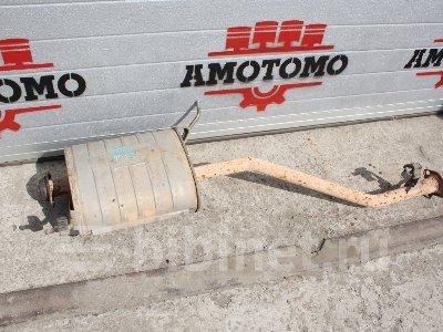 Купить Глушитель на Nissan NV200 2011г. HR16DE  в Новосибирске