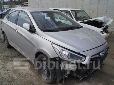 Купить Авто на разбор на Hyundai Solaris 2013г. G4FC  в Красноярске