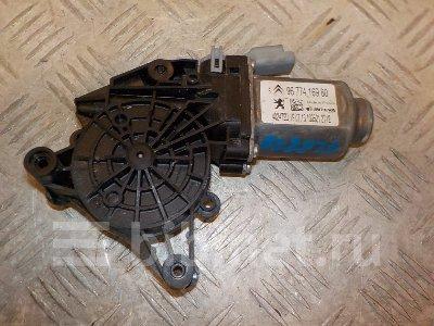 Купить Мотор стеклоподъемника на Citroen C-Elysee передний левый  в Санкт-Петербурге