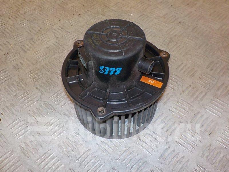 моторчик вентилятора салона hyundai elantra
