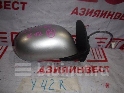 Купить Зеркало боковое на Nissan Cube 2008г. Z12 HR15DE правое  в Красноярске