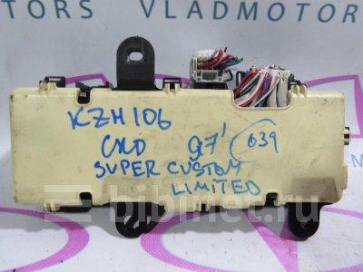 Купить Блок реле и предохранителей на Toyota Hiace KZH106G 1KZ-TE  во Владивостоке