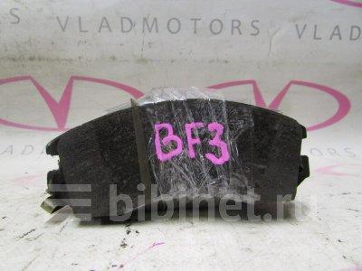 Купить Колодки тормозные на Subaru Legacy BF3 EJ18 передние  в Владивостоке