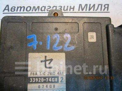 Купить Блок управления ДВС на Suzuki KEI HN11S F6A-T  во Владивостоке