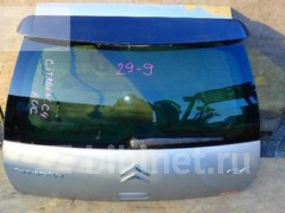 Купить Дверь заднюю багажника на Citroen C4 LC  во Владивостоке