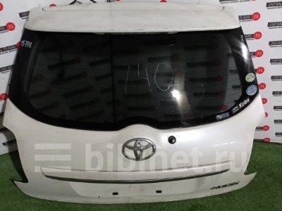 Купить Дверь заднюю багажника на Toyota Auris NZE151H  в Иркутске