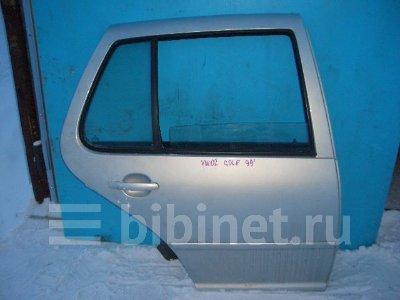 Купить Дверь боковую на Volkswagen Golf 1999г. заднюю правую  в Кемерове