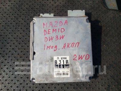 Купить Блок управления ДВС на Mazda Demio 1998г. DW3W B3-ME  в Красноярске