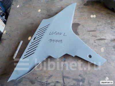 Купить Пластиковые детали салона на Renault Logan  в Новосибирске