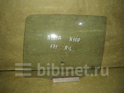 Купить Стекло боковое на Daewoo Nexia 2005г. A15MF заднее левое  в Воронеже