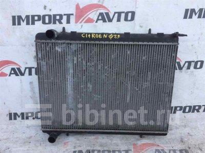Купить Радиатор двигателя на Citroen C4 LC EW10A  в Иркутске