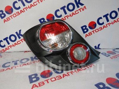 Купить Фонарь стоп-сигнала на Chevrolet Aveo T300 левый  в Красноярске