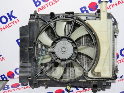 Купить Радиатор двигателя на Toyota Vitz NCP95 2NZ-FE  в Красноярске