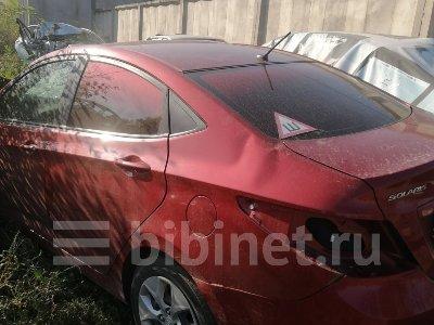 Купить Авто на разбор на Hyundai Solaris 2016г. Solaris I (RB) G4FC  в Красноярске