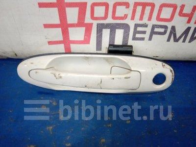Купить Ручку наружную на Toyota Cynos UZJ100W 1HD-FTE переднюю левую  в Красноярске