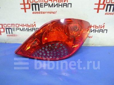 Купить Фонарь стоп-сигнала на Peugeot 207 правый  в Красноярске