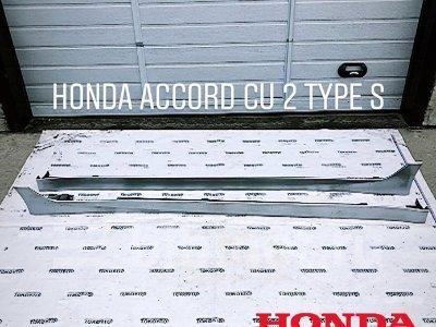 Купить Порог на Honda Accord 2011г. CU2 K24A  в Красноярске