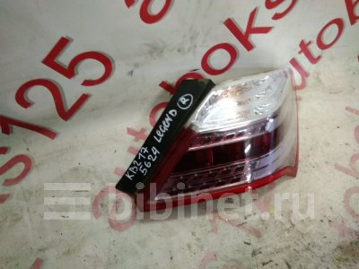 Купить Фонарь стоп-сигнала на Honda Legend 2008г. KB2 J37A правый  во Владивостоке
