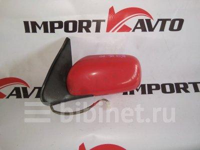 Купить Зеркало боковое на Nissan Cube Z10 CG13DE левое  в Красноярске