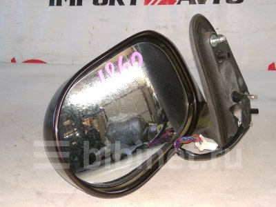 Купить Зеркало боковое на Nissan Cube Z12 HR15DE левое  в Красноярске
