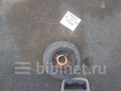 Купить Шкив коленвала на Daihatsu Terios EF-DET  во Владивостоке