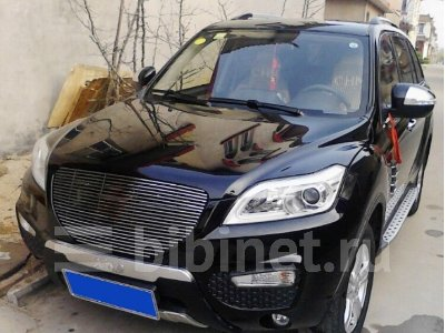 Купить Подкрылок на Lifan X60 2014г. передний левый  в Красноярске