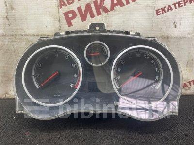 Купить Комбинацию приборов на Opel Corsa 2012г. A 14 XER  в Екатеринбурге