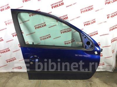Купить Дверь боковую на Peugeot 206 2004г. 2A-C переднюю правую  в Екатеринбурге