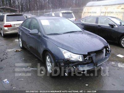Купить Авто на разбор на Chevrolet Cruze 2012г. J300  в Красноярске