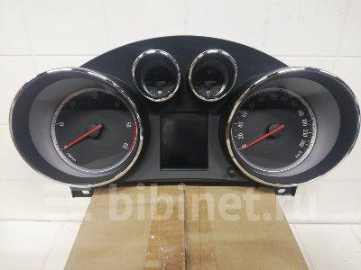 Купить Комбинацию приборов на Opel Insignia переднюю  в Москве