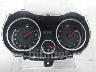 Купить Комбинацию приборов на Opel Corsa переднюю  в Москве