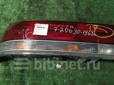 Купить Фонарь стоп-сигнала на Toyota Crown Majesta UZS141 левый  в Благовещенске
