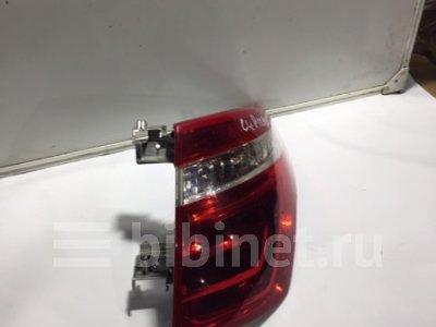 Купить Фонарь стоп-сигнала на Citroen C4 Picasso задний правый  в Москве