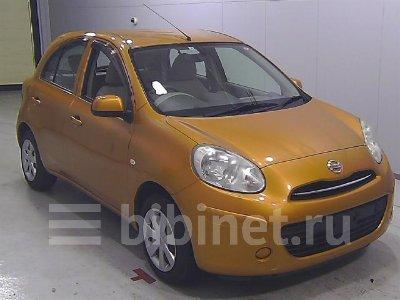 Купить Авто на разбор на Nissan March 2013г. K13  в Красноярске