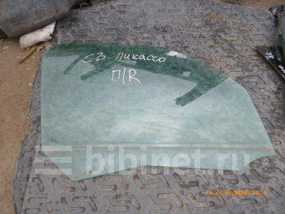Купить Стекло боковое на Citroen C3 2008г. переднее правое  в Челябинске