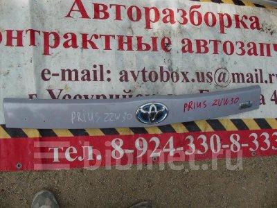 Купить Ручку наружную на Toyota Prius ZVW30 заднюю  в Уссурийске