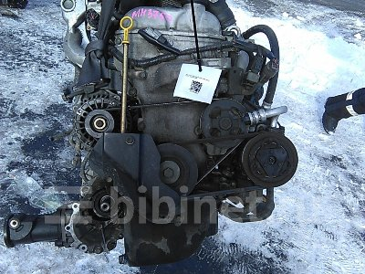 Купить Двигатель на Suzuki KEI 2000г. HN22S K6A-T  в Красноярске