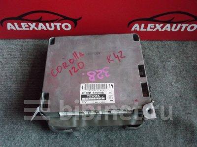 Купить Блок управления ДВС на Toyota Corolla Fielder  в Хабаровске