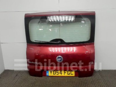 Купить Крышка багажника на Fiat Multipla 2004г.  в Брянске