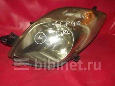 Купить Фару на Toyota Vitz SCP90 1KR-FE переднюю левую  в Красноярске