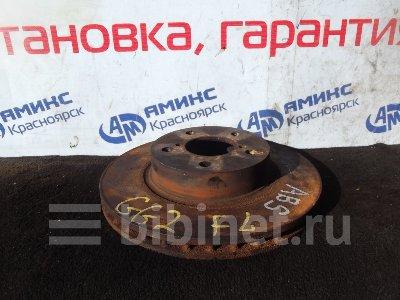 Купить Диск тормозной на Subaru Impreza GG2 передний  в Красноярске