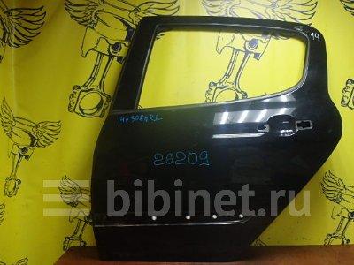 Купить Дверь боковую на Peugeot 308 заднюю левую  в Санкт-Петербурге