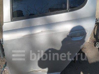 Купить Дверь боковую на Toyota Vitz SCP10 заднюю левую  в Красноярске