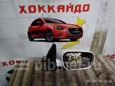 Купить Зеркало боковое на Nissan Cube 1998г. Z10 CG13DE переднее правое  в Красноярске