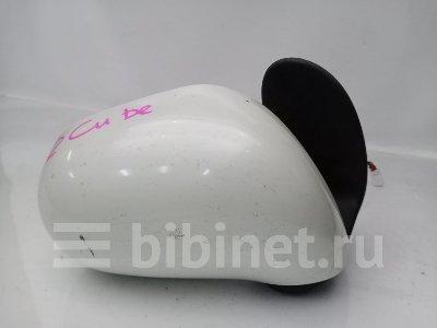 Купить Зеркало боковое на Nissan Cube Z12 HR15DE правое  в Красноярске