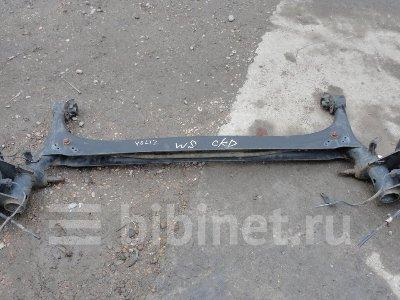 Купить Балку моста на Toyota Voltz заднюю  в Новокузнецке